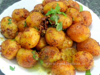 Achari Aloo Recipe