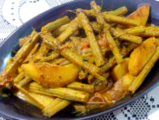 Drumstick Masala curry